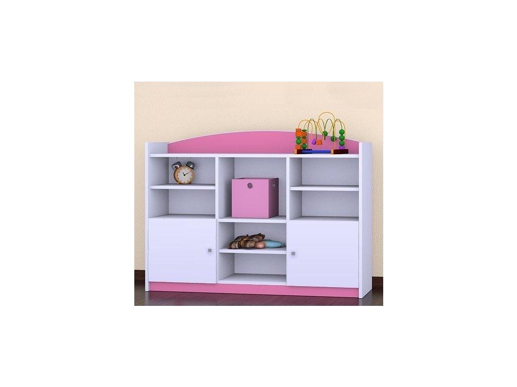Regál Happy Pink RN16
