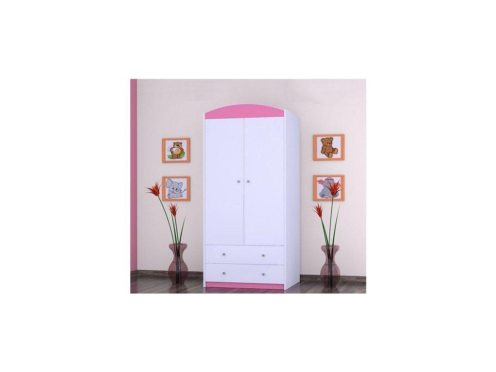 Skriňa Happy Pink SZ06-A