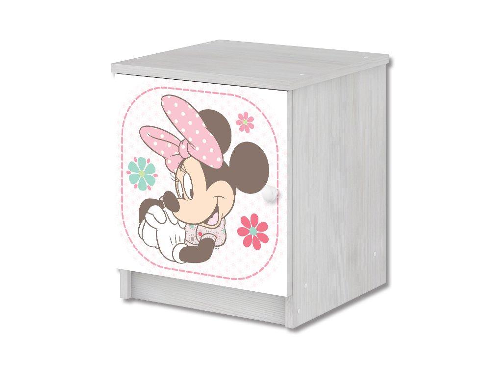 Nočný stolík Disney Minnie