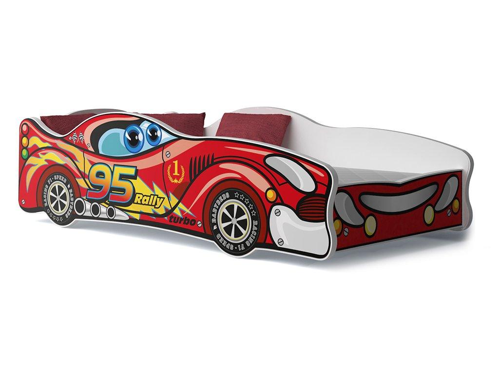 Auto detská posteľ Viper 160x80 č.01