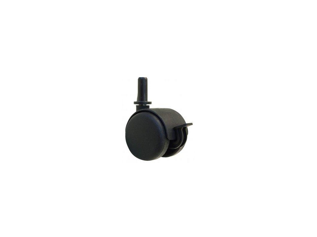 Kolieska čierne