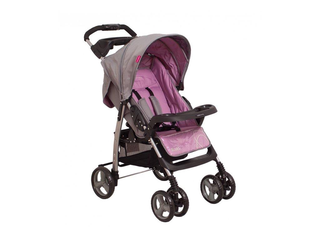 Športový kočiar Coto Baby Blues Purple