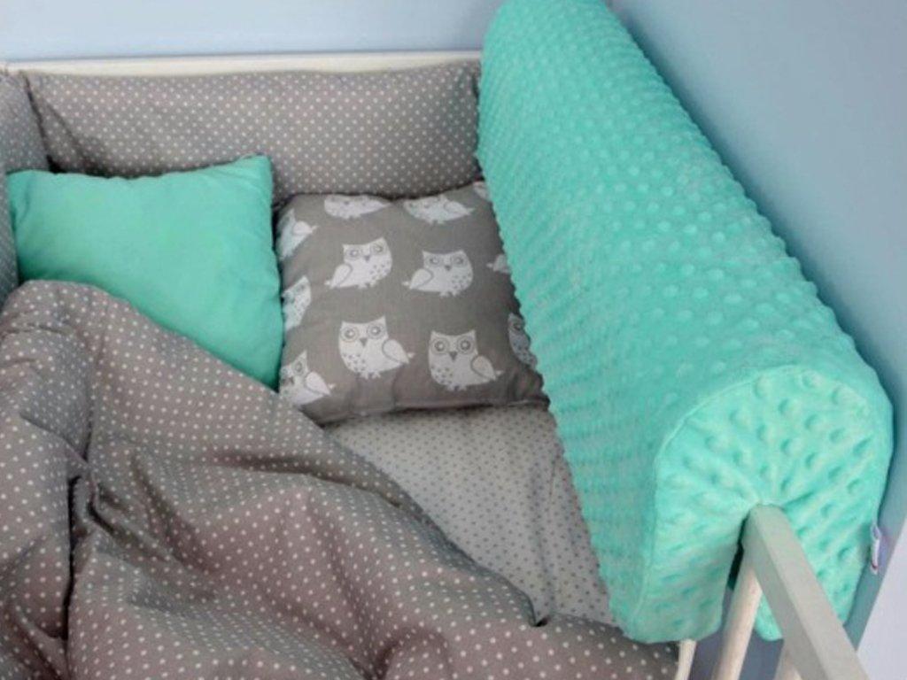 Penový chránič na bariérku/posteľ 70 cm