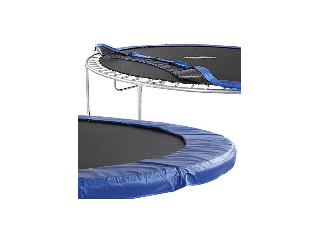 Chránič na pružiny 305/312 cm, 10 ft - modrý, vylepšený