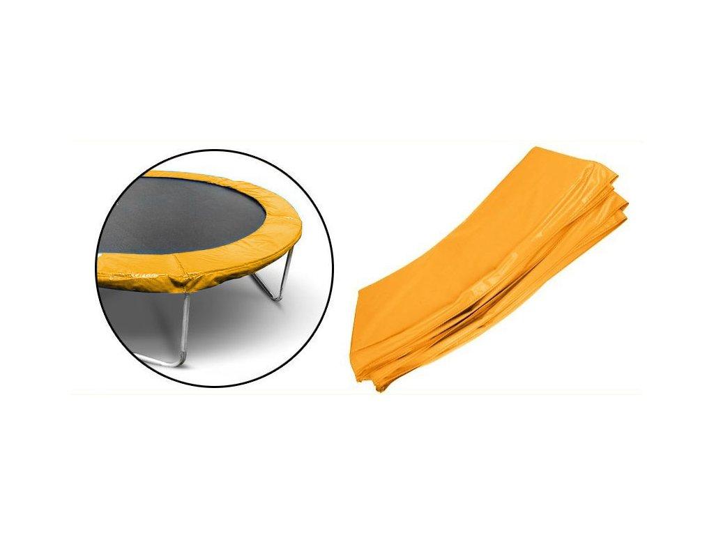Chránič na pružiny 396/404 cm, 13 ft - oranžový