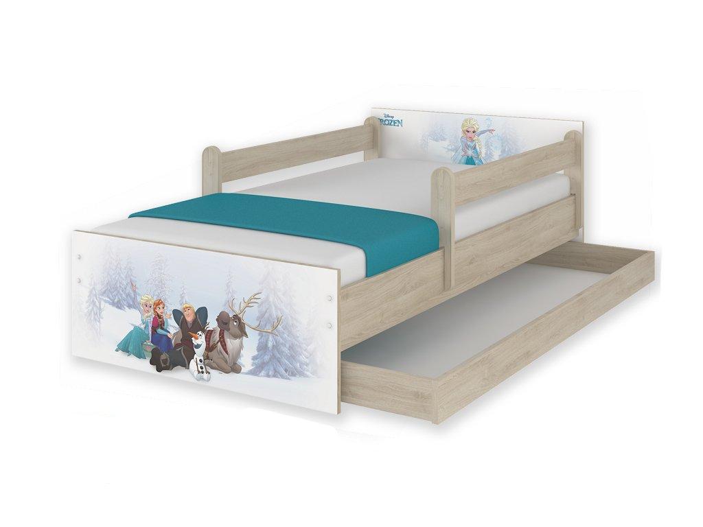 Detská posteľ Frozen Max XL 180x90