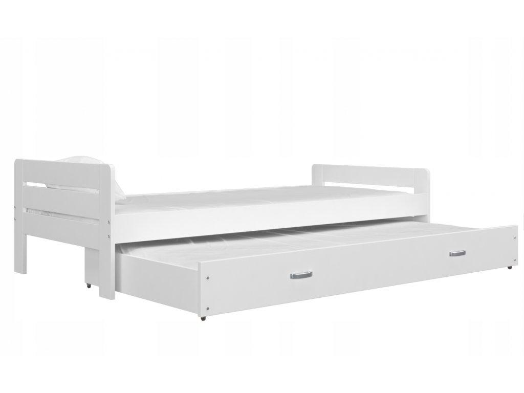 Detská posteľ Ben P2 200x90 biela