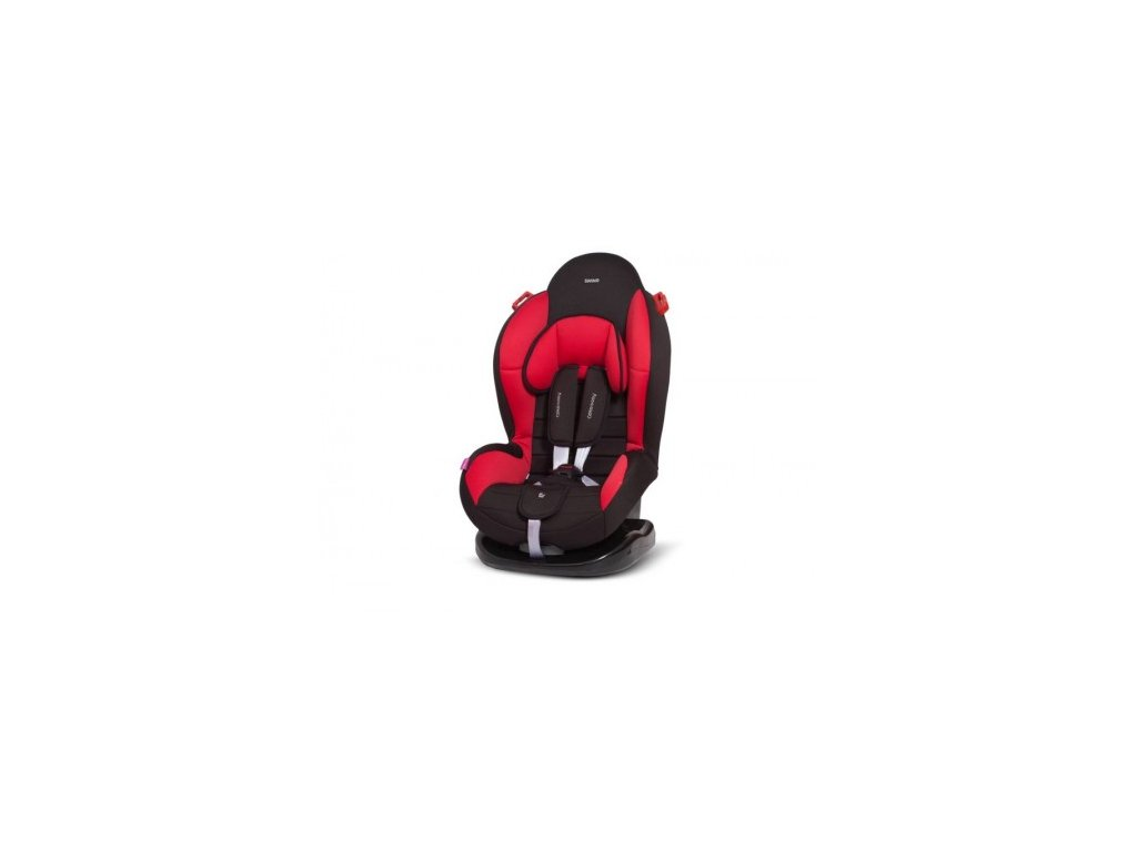 Autosedačka Coto Baby Swing - Červená