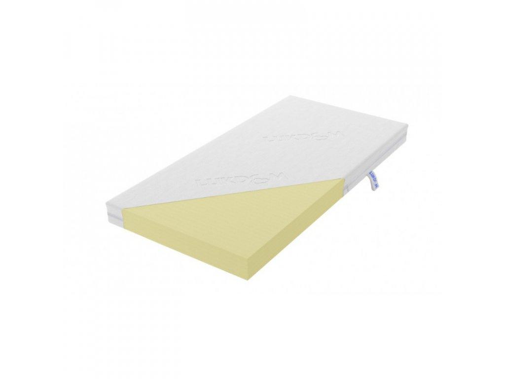 Detský penový matrac 130x70x10