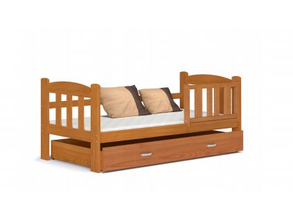 Tedi 160x70 Jelša detská posteľ