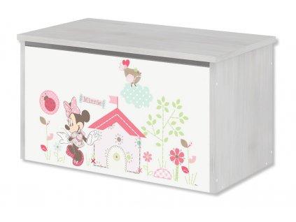 Disney Minnie truhlica na hračky
