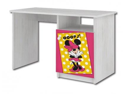 Disney Detský písací stôl i minnie ooops
