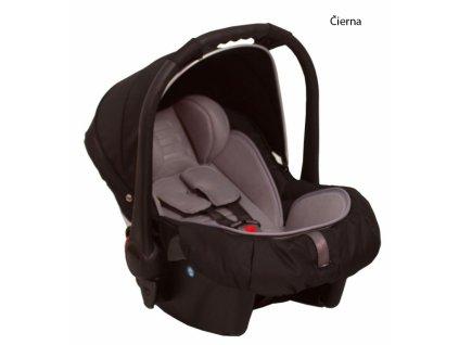 Autosedačka Coto Baby Aprilia Black do 13 kg
