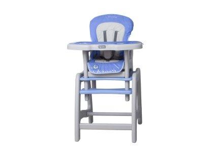 Jedálenský stolček Coto Baby Stars - Modrá
