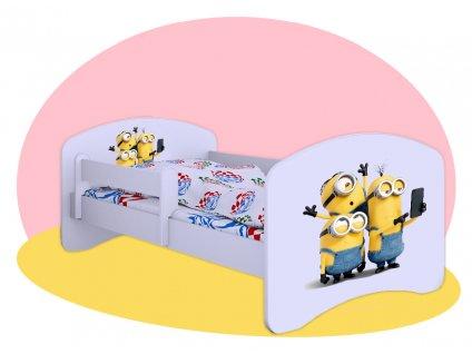 Hobby Mimoni - detské postele 140x70