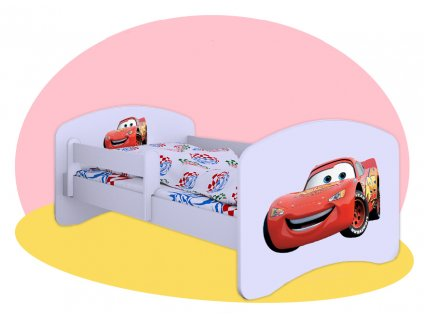 Hobby McQueen detské postele 160x80