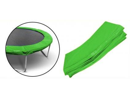 Chránič na pružiny 396/404 cm, 13 ft - zelený