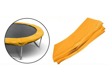 Chránič na pružiny 366/374 cm, 12 ft - oranžový