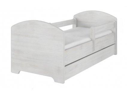 Detská posteľ Oskar X 160x80 norská borovica