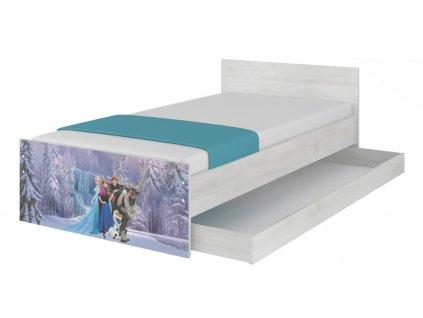 Detská posteľ Disney Max Frozen vodopád 180x90