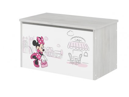 Truhlica Minnie Paris Disney