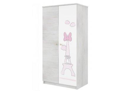 Skriňa Disney Minnie Paris