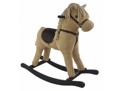 Hojdací koník Inka love - béžový