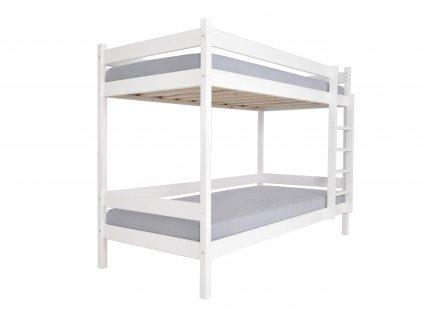 Lacná poschodová posteľ 200x90 Paulína