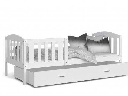 Detská posteľ Kuba P Color 190x80 Biela 1