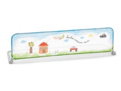 Zábrana na detskú posteľ Limited vz. 222