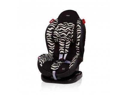Autosedačka Safari Zebra