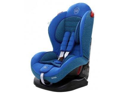 Kvalitná autosedačka Coto Baby Swing 2018 Modrá