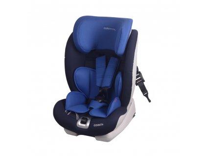 Krásne detské autosedačky Coto baby Cometa Modrá