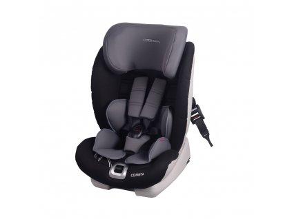 Autosedačka Coto baby COMETA v sivom prevedení