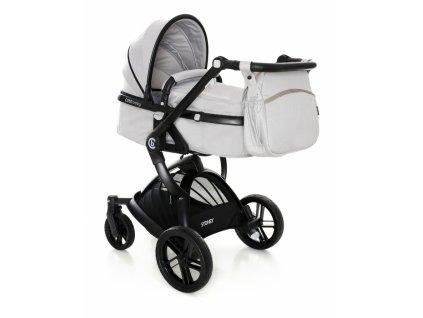 Kočík pre dieťa Sydney Light Grey