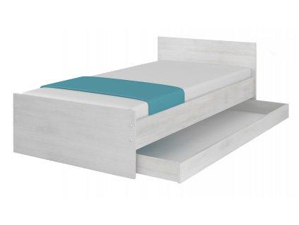 Max 180x90 detská posteľ - nórska borovica