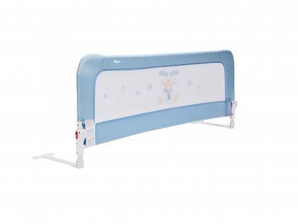 Zábrana na postel Monna Polárna modrá