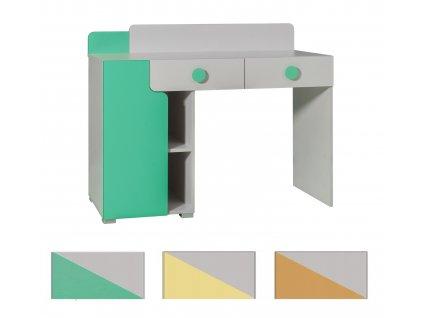 Písací stôl TANIA Y3