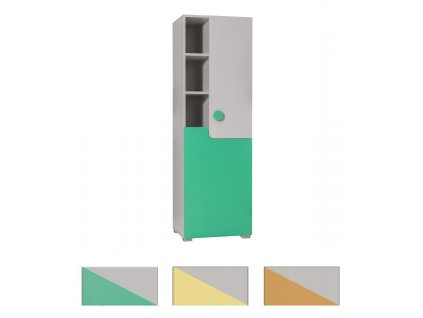 Regál TANIA Y9 -viac farieb