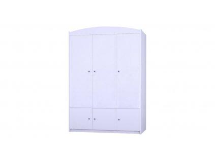 Skriňa Mery biela SZ10 - viac variantov biela
