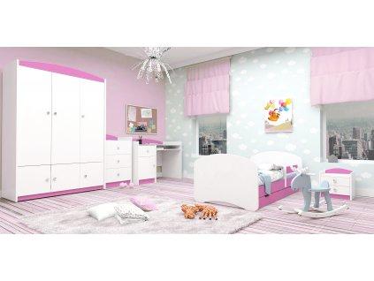 Produkt DetDetská izba Mery - ružová (160x80)