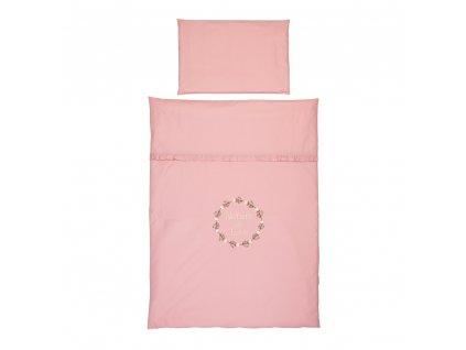 Detské bavlnené obliečky Albero Mio - ROSE