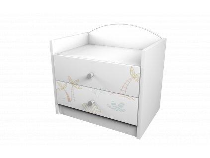 Special Edition nočný stolík SZNO 01 MADAGASKAR