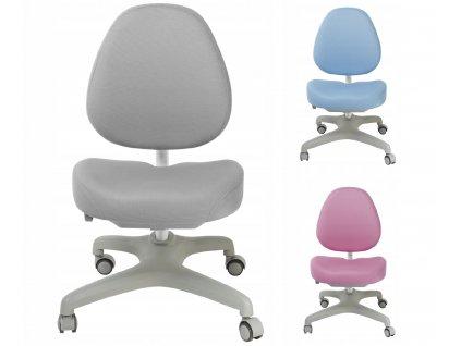 Ortopedická stolička Lobby