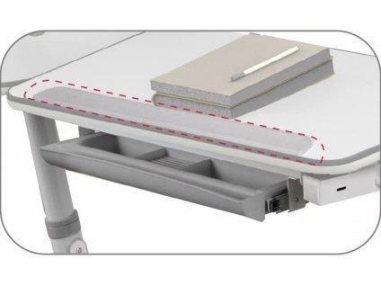 Protišmyková zábrana na písací stôl
