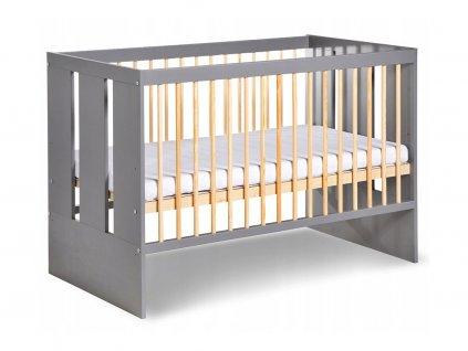 Detská postieľka 120x60 Liana