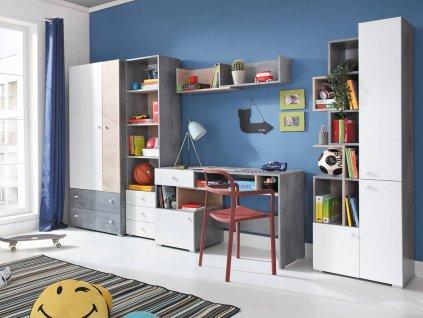 Detská izba Fabio 4