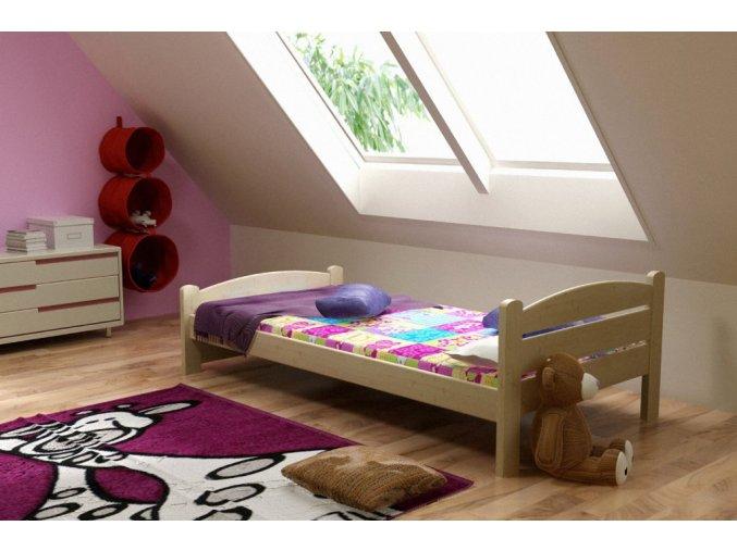 Detská posteľ Lpo 008 200x90