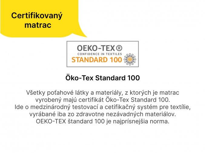 Kokosový matrac pre deti Sofia