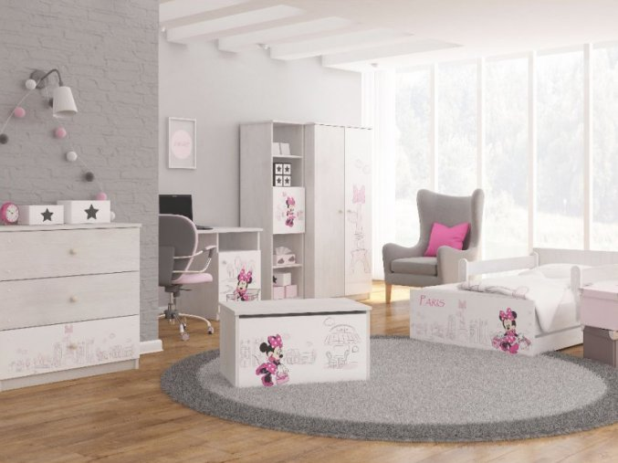 Detská izba Max X Disney Minnie Paris (3 ks)